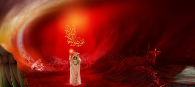 واقعه شهادت حضرت علی اصغر علیه السلام